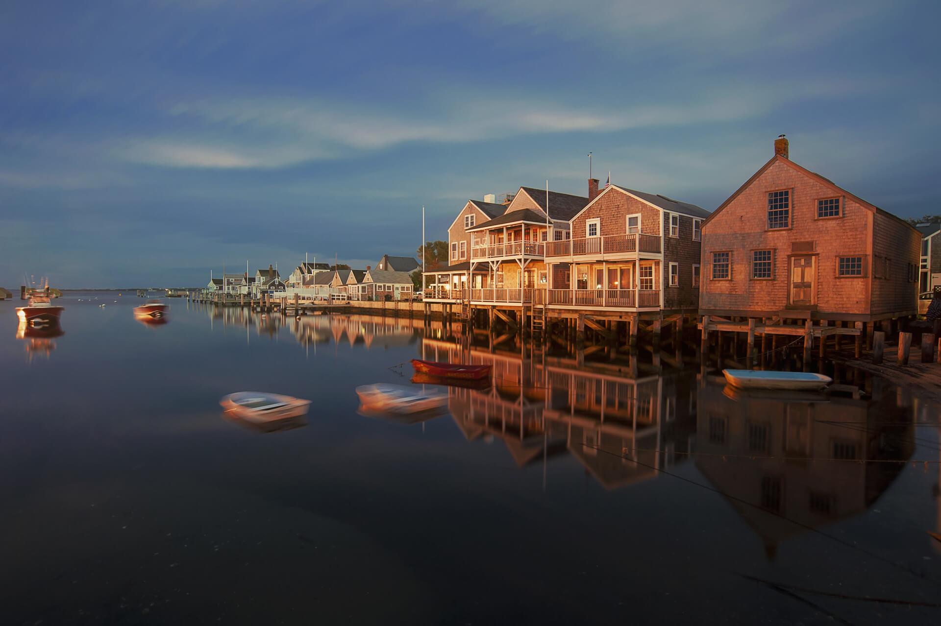 Pre-Holiday Season on Nantucket